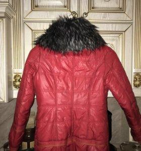 Куртка осенне- зимняя