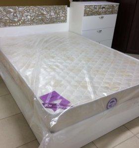 Кровать Селена с матрасом