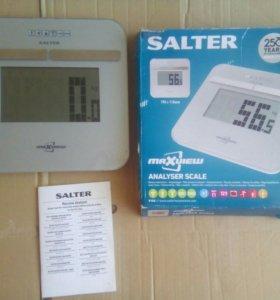 Электронные весы Salter MaxView 9152