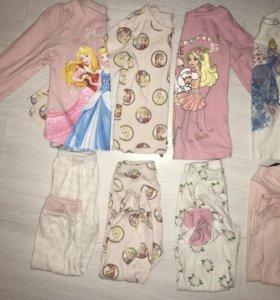 4 пижамы