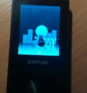 MP3 explay