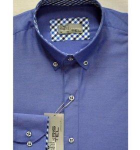 Рубашка мужская новая XS размер