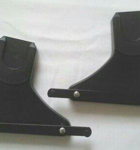 Адаптер для автокресла Maxi-Cosi на шасси колясок