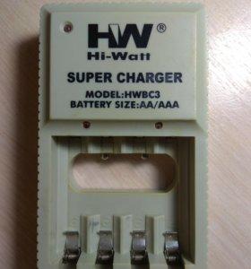 Зарядное устройство для NiMh / NiCd аккумуляторов