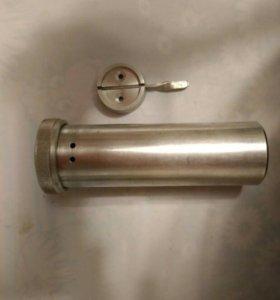 Пенал-тубус для опечатывания ключей и двери