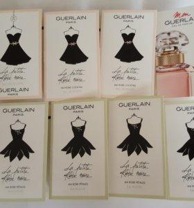 Пробники парфюма Guerlain