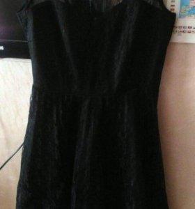 платье(как новое)