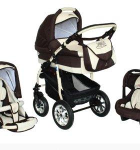 Детская коляска MAX Lux 3 в 1