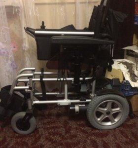 """Кресло-коляска с электроприводом """" KY12"""" ( новое)"""