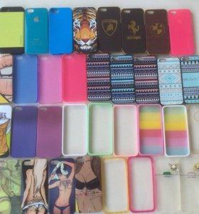 Чехлы iPhone 5 / 5s