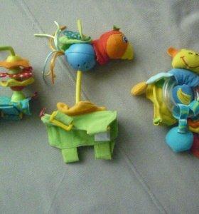 Игрушки на коляску TinyLove