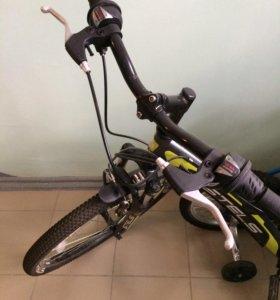 Велосипед подростковый стелс навигатор 410