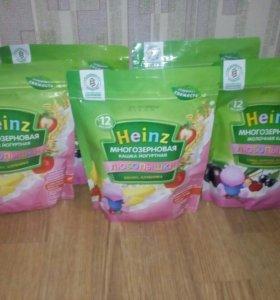 Кашка Heinz