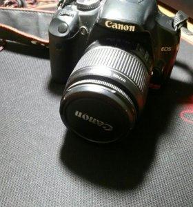 Фотоаппарат полупроф Canon EOS 450D