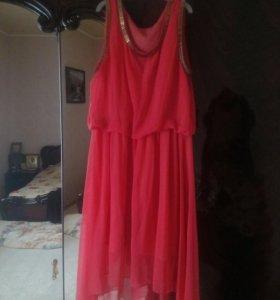 Платье-сарафан новый