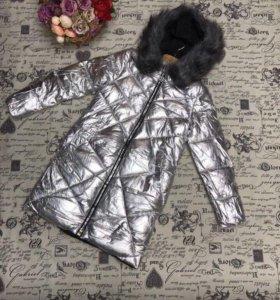 Новая зимняя курточка 😍❄️