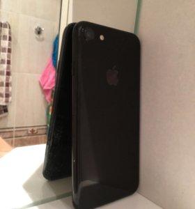 iPhone 7, чёрный