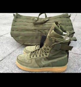 Кроссовки Nike Air Force Green 41-45