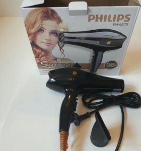 мощный фен Philips