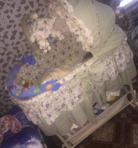 Кроватка-колыбель