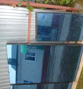 Стеклопакеты однокамерные(2 стекла) с тонировкой