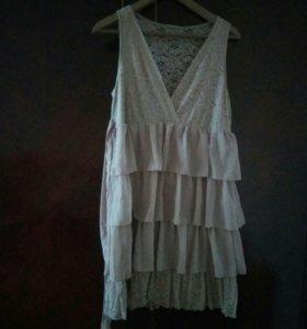 Платье домашнее / пляжное инканто