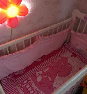 Кровать люлька