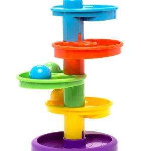 Игрушка горка-спираль little tikes
