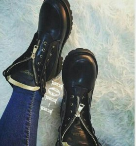 Ботинки Balmain (зима)