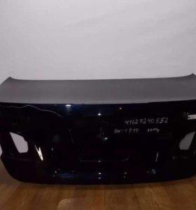 Крышка багажника на БМВ 5 f10