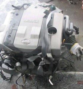Двигатель VQ25 dd