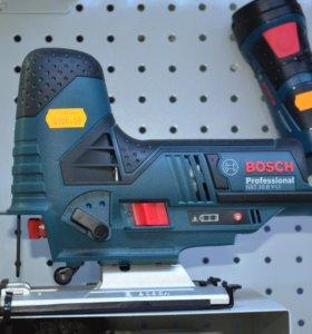 Аккумуляторный лобзик Bosch GST 10,8 V-Li (solo)