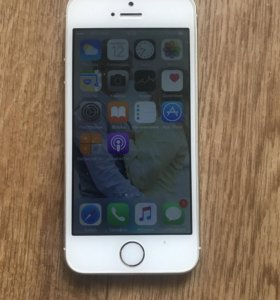 Продам айфон 5s,32 гб