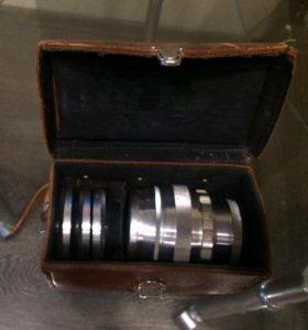 Объяктив Зенит гелиос 40 85мм f1/5