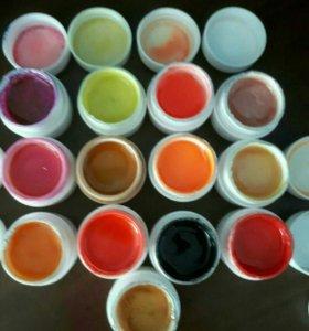 Цветные Гели
