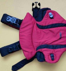 Кенгуру для переноски ребенока (рюкзак) фирма Tomy