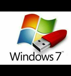 Установка Windows, ремонт компьютеров