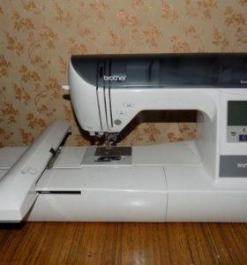 Вышивальная машина Brother 750E