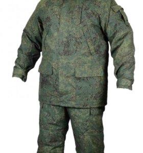 Зимняя Военная форма(пиксель)