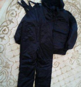 Куртка+комбенизон