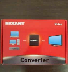 Rexant удлинитель HDMI