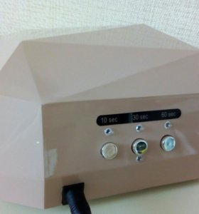 Лампа Diamond гибрид для гель лаков