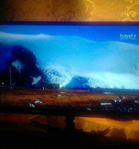 телевизор supra в хорошем состоянии