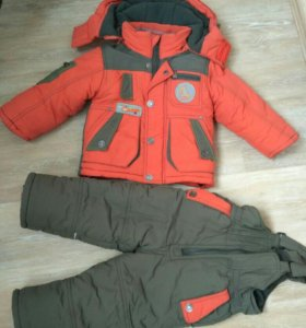 Куртка + полукомбинезон(зима)