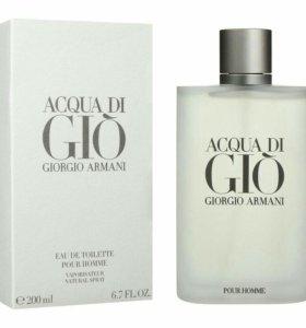 200 мл мужского парфюма