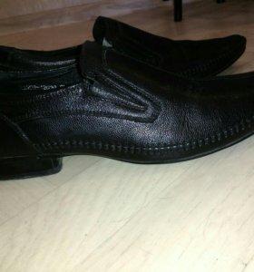 Туфли мужские р40