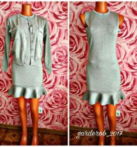 Платье + жакет новые
