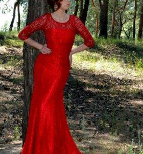 Платье вечернее, новое с биркой