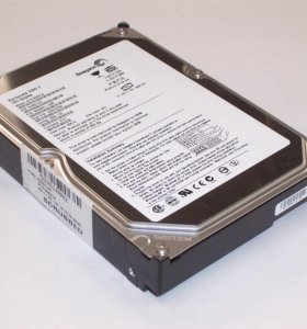 "Жёсткий диск HDD 3,5"" IDE 160Gb Seagate Barracuda"