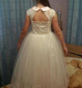 Платье на праздник для принцессы